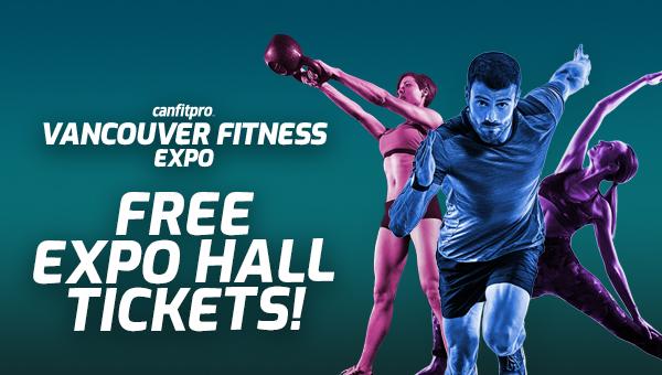 FREE Expo Hall Tickets!