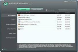 IObit Uninstaller